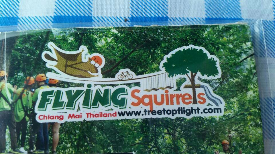 Flying Squirres