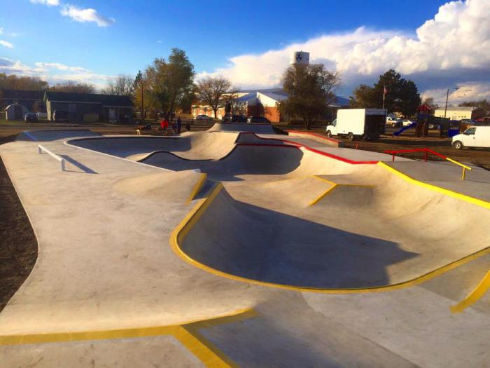 Crow Creek Skatepark