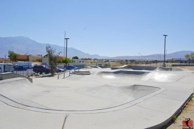 Desert Hot Springs Skatepark