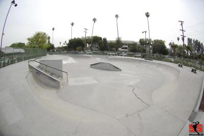 Riverside Hunt Skatepark