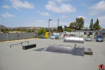 Oceanside Libby Lake Skatepark