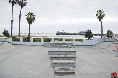 Santa Barbara Skaters Point Skatepark