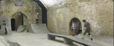 House of Vans Skatepark