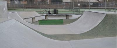 Kingston Skatepark