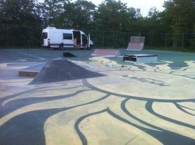Camp Maine Skatepark