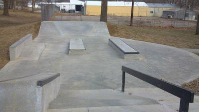 Pittsfield Skate Park