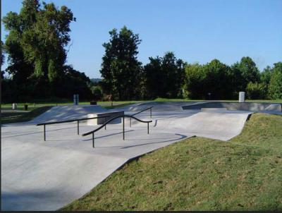 North Little Rock Skate Park