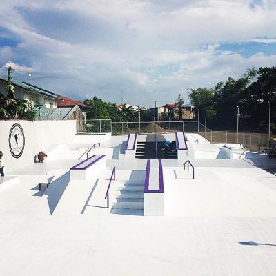 Bark Yard Skatepark