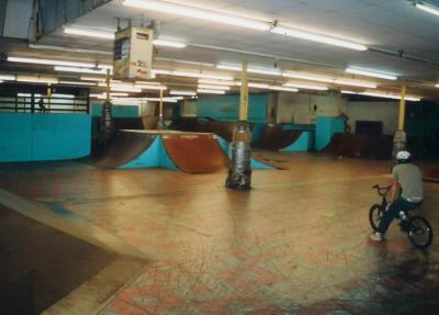 Chenga World Indoor Skatepark