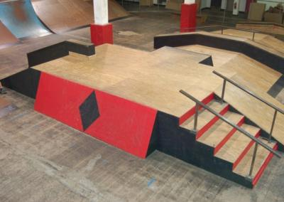 Black Diamond Indoor Skatepark