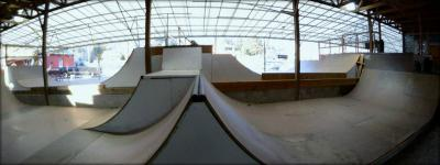 Pipes Indoor Skate Park
