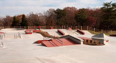 Lake Fairfax Skatepark